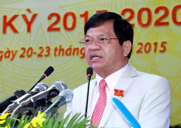 Đề nghị Bộ Chính trị xem xét, thi hành kỷ luật Bí thư tỉnh Quảng Ngãi
