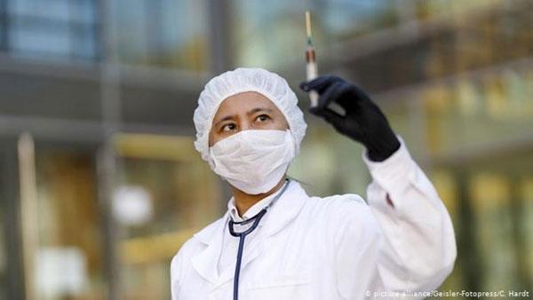 Công ty Đức CureVac bắt đầu thử nghiệm vắcxin COVID-19 trên người