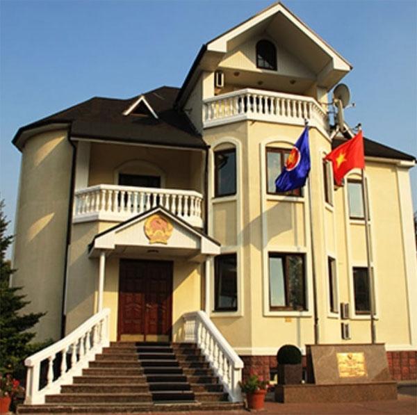 Đại sứ quán Việt Nam tại Ucraina kêu gọi cộng đồng người Việt chung tay chống dịch Covid-19