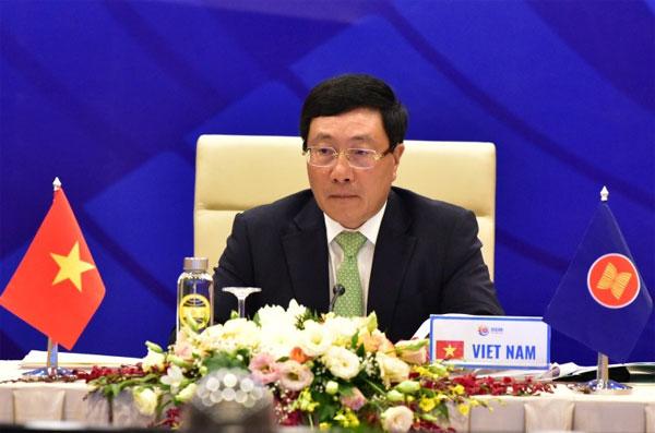 Nỗ lực điều phối giúp ASEAN vượt qua giai đoạn khó khăn