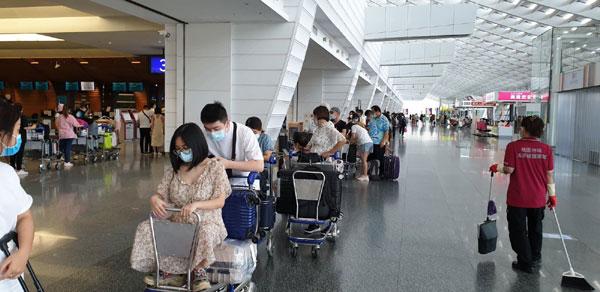 Đưa 343 công dân Việt Nam từ Đài Loan về nước