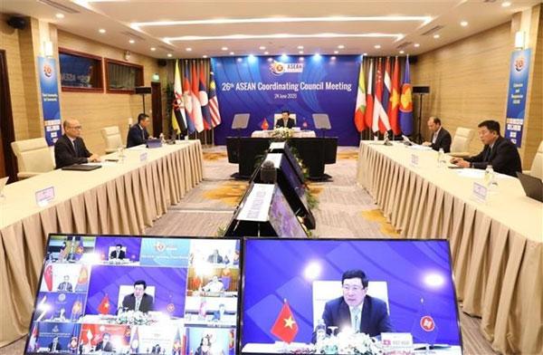 ASEAN 2020: Vai trò gắn kết khu vực trong đại dịch của Việt Nam