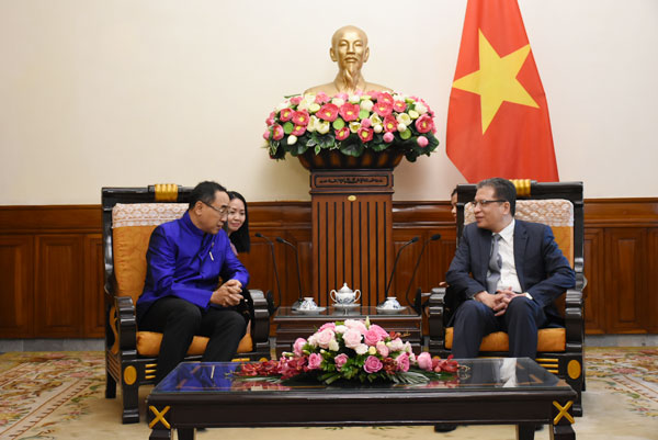 Việt Nam và Thái Lan trao đổi về công tác kiều dân