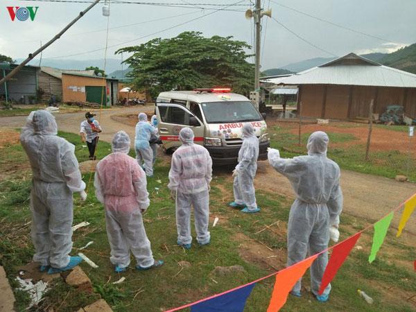 Bộ Y tế yêu cầu xử lý triệt để ổ dịch bạch hầu ở Đắk Nông