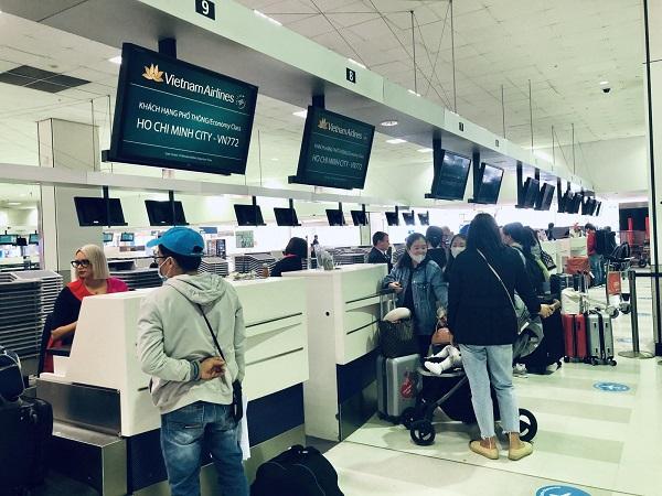 Đưa hơn 350 công dân Việt Nam từ Úc và New Zealand về nước