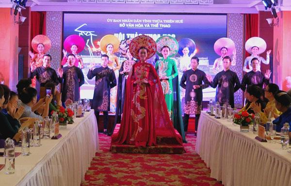 Hai sự kiện lịch sử chứng minh Huế là Kinh đô Áo dài Việt Nam