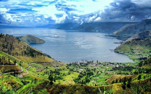 Indonesia: Kaldera Toba được UNESCO công nhận là Công viên Địa chất Toàn cầu