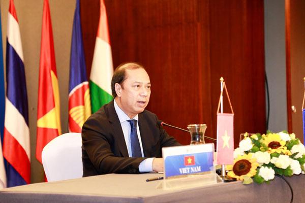 Hội nghị Quan chức cao cấp (SOM) ASEAN-Ấn Độ lần thứ 22