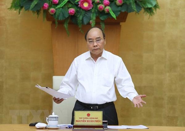 Thủ tướng ký quyết định lập Ban Chỉ đạo Phòng thủ dân sự quốc gia