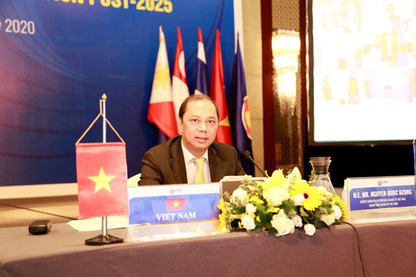 Cuộc họp liên ngành về Định hướng xây dựng Tầm nhìn Cộng đồng ASEAN sau 2025