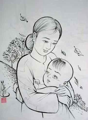 Con yêu mẹ