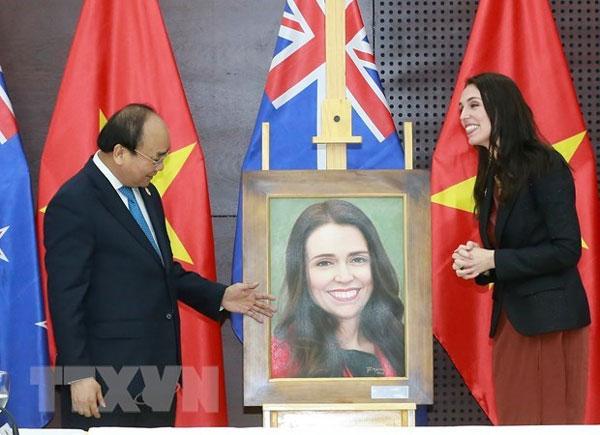 Đưa quan hệ hai nước Việt Nam-New Zealand lên tầm cao mới