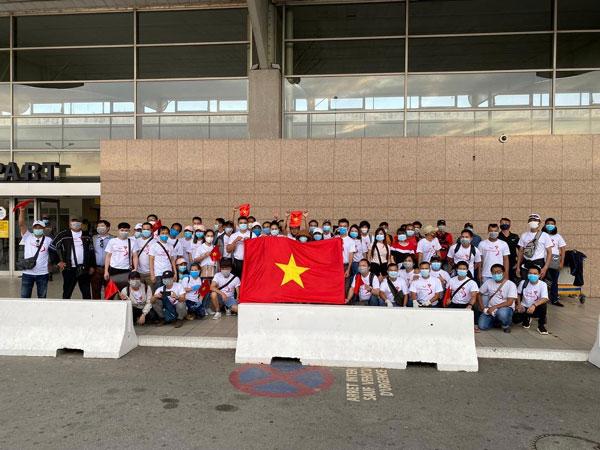 Đưagần 270 công dân Việt Nam từ Bờ Biển Ngà, một số quốc gia Châu Phi và Châu Âu về nước
