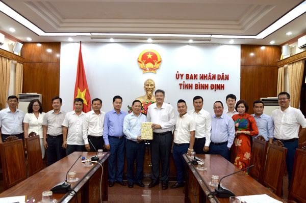 VKBIA: Kết nối giao thương giữa Bình Định và Hàn Quốc
