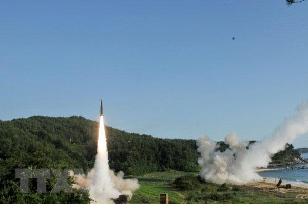 Hàn Quốc sẽ phát triển tên lửa không gian nhiên liệu rắn