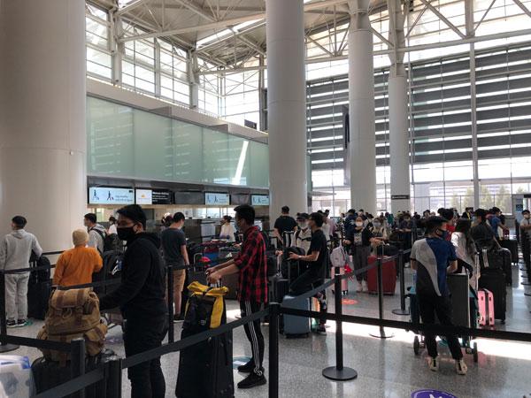 Đưa hơn 280 công dân Việt Nam từ Hoa Kỳ về nước an toàn