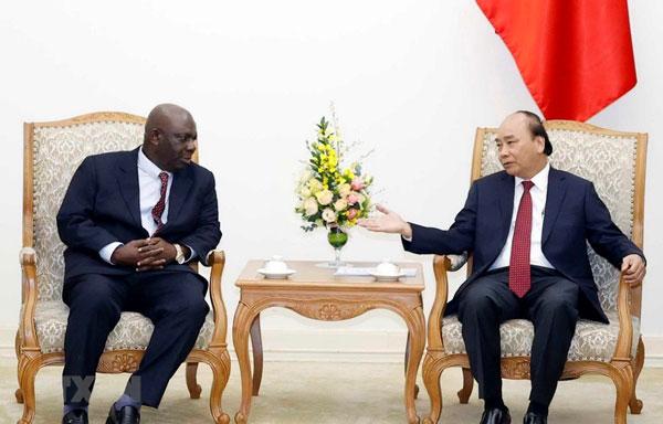Thúc đẩy quan hệ hữu nghị và hợp tác tốt đẹp Việt Nam và Nigeria