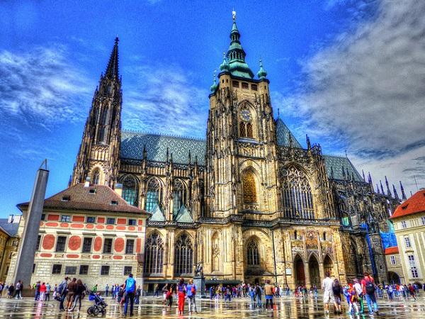 Prague – Trái tim châu Âu
