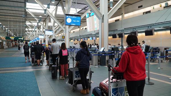 Đưa 300 công dân Việt Nam từ Canada và Hàn Quốc về nước