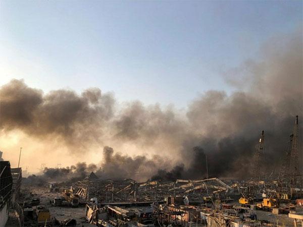 Bảo hộ công dân Việt Nam tại Liban sau hai vụ nổ lớn ở Beirut