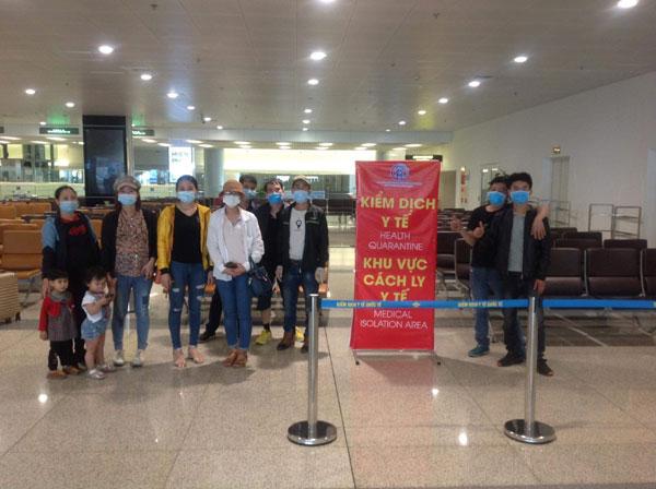 Đưa công dân Việt Nam tại Mông Cổ về nước an toàn