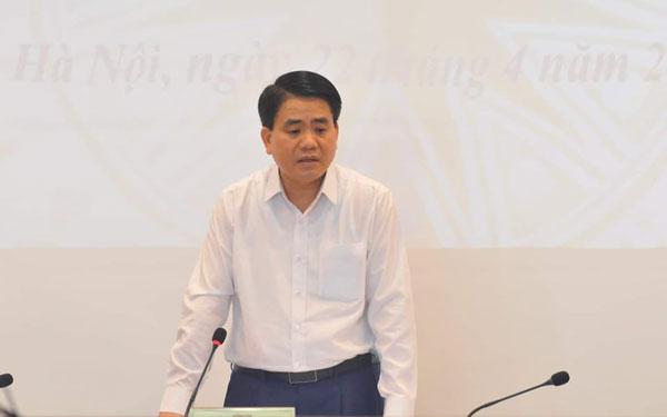 Bộ Công an: Ông Nguyễn Đức Chung liên quan đến 3 vụ án