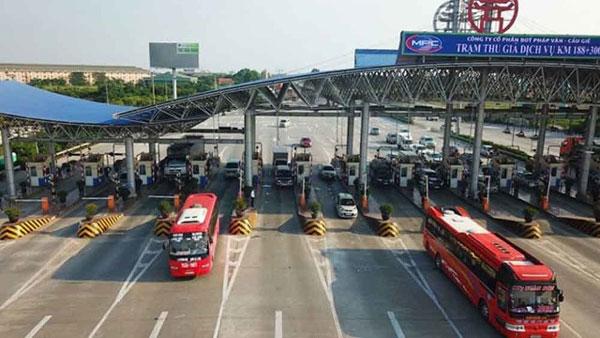Bộ Tài chính: Giảm 10-30% phí sử dụng đường bộ