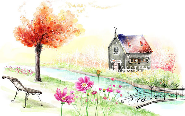 Ngôi nhà và tổ ấm