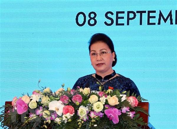 Bài phát biểu của Chủ tịch Quốc hội Nguyễn Thị Kim Ngân tại AIPA 41