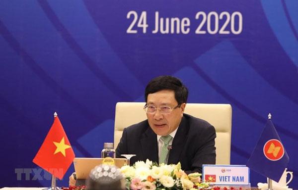ASEAN 2020: Hợp tác bền vững phát huy vai trò trung tâm của ASEAN
