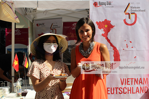 Việt Nam tham dự lễ hội đa văn hóa tại Đức