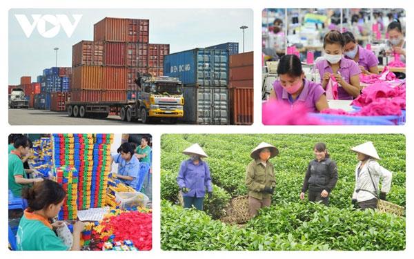 Việt Nam xuất siêu cao kỷ lục, đạt 13,5 tỷ USD trong 8 tháng