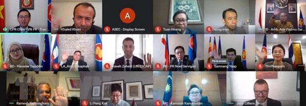 Việt Nam đồng chủ trì phiên họp về hợp tác ASEAN-Liên hợp quốc