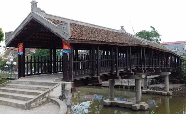 Cầu ngói Phát Diệm – Nét kiến trúc cổ xưa