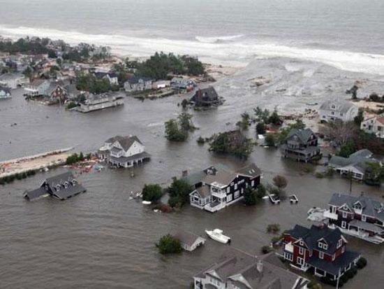 Mực nước biển có thể dâng thêm 40 cm vào năm 2100