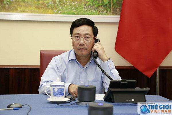 Việt Nam coi trọng và mong muốn phát triển hơn nữa quan hệ hợp tác hữu nghị nhiều mặt với Saudi Arabia