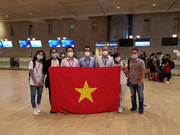 Đưa 340 công dân Việt Nam từ Israel về nước an toàn