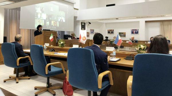 Ủy ban ASEAN tại Rome phối hợp triển khai Kế hoạch hành động quan hệ Đối tác phát triển Italy-ASEAN