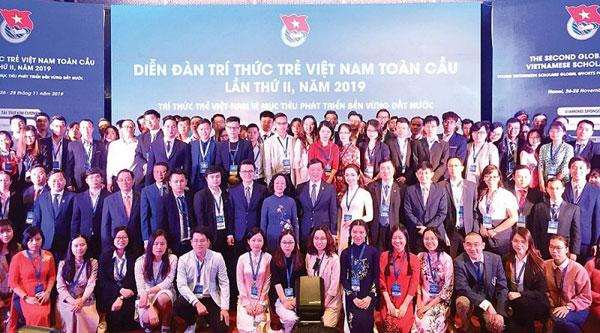 Diễn đàn Trí thức trẻ Việt Nam toàn cầu lần thứ ba sẽ được tổ chức tại TP. Hồ Chí Minh