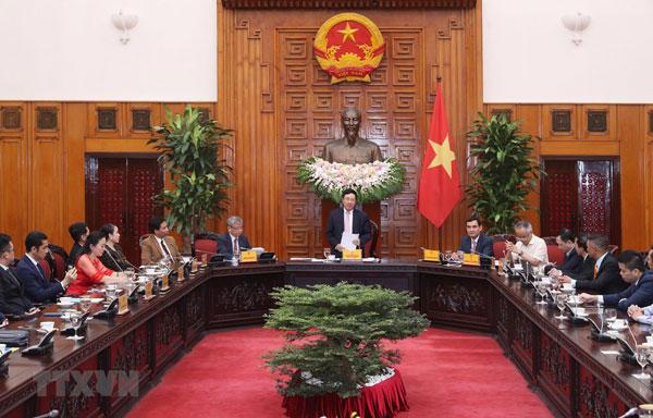 Quan tâm, hỗ trợ các doanh nghiệp, nhà đầu tư Việt Nam và ASEAN