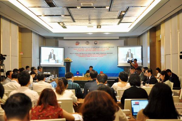 Đối thoại chiến lược lần thứ 2 các cơ quan nghiên cứu ASEAN – Hàn Quốc
