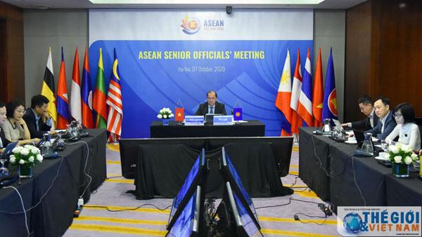 Hội nghị quan chức cao cấp ASEAN