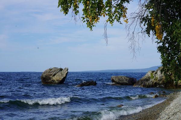 Ấn tượng hồ Baikal-Nga