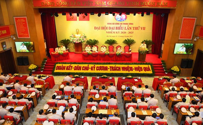 Đại hội đại biểu Đảng bộ Công an Trung ương sẽ thực sự là Đại hội mẫu mực, tiêu biểu