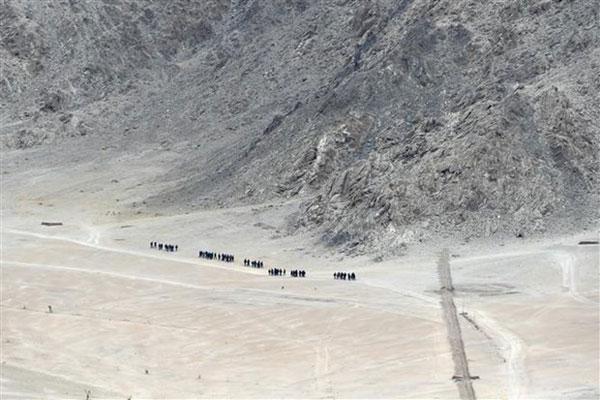 Ấn Độ-Trung Quốc tiến hành vòng đàm phán quân sự cấp cao tiếp theo