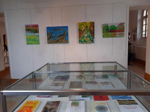 Nỗi nhớ quê thời COVID trong triển lãm tranh ảnh ở Paris