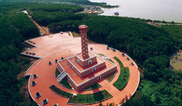 Biểu tượng Thủ đô nơi cực Nam Tổ quốc