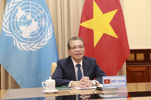 Hội đồng Bảo an Liên hợp quốc (HĐBA LHQ) thảo luận trực tuyến về Tình hình khu vực Vịnh Ba-tư