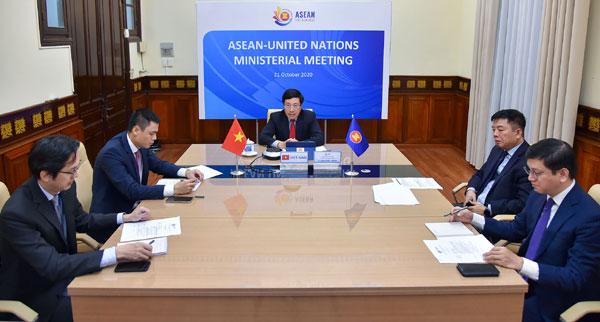 Hội nghị Bộ trưởng Ngoại giao ASEAN - Liên hợp quốc
