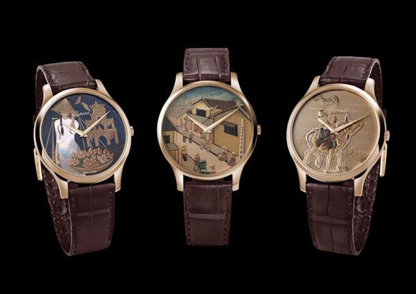 Hanoia trở thành thương hiệu thủ công Việt đầu tiên tham gia thiết kế mặt đồng hồ Thụy Sỹ cao cấp
